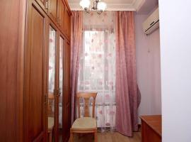 Apartment on Moskovyan street, Yerevan
