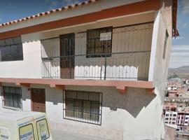 Casa Mirador, Sucre