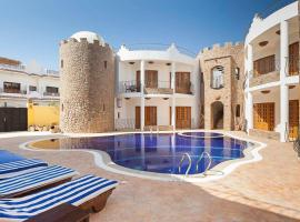 Red Rock Luxury Apartments, Dahab
