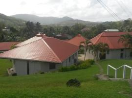 Pastoral Retreat & Conference Centre, Marisule, Choc