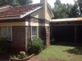 Red Hill Homestays, Limuru, Muyaka