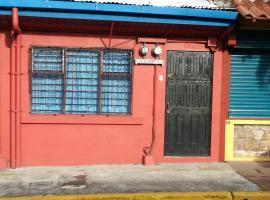 Comodo apartamento, San José
