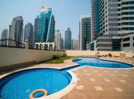 Signature Holiday Homes - Marina Diamond, Dubái