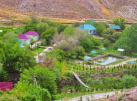 Recreation area Sarmishsoy, Navoi
