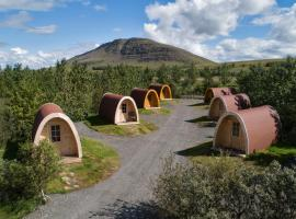 Fossatun Camping Pods & Cottages - Sleeping Bag Accommodation, Fossatún