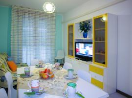 Halley Belmare Apartments, Bibione