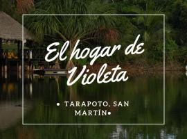El Hogar de Violeta, Tarapoto