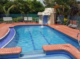 Villa Saija, Santa Elena