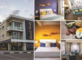 Desert Sands Boutique B&B | Self-Catering, Swakopmund