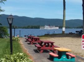 Olympian Resort Motel, Diamond Point
