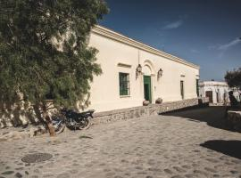 Casa del Tejedor, Cachí