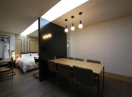 Hotel Yeoubi SongJeong, 釜山市