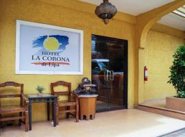 Hotel La Corona de Lipa, Липа