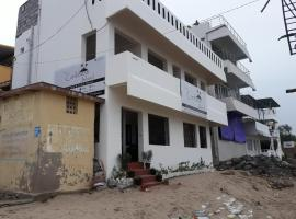 The Caribbean Island (Beach Cafe & Guest House), Mahabalipuram