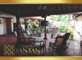 Casa Hotel Santana, Mompos