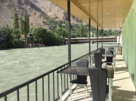 Zarya Hotel, Khorog