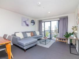 【JHT】Auckland CBD Apartment near University, Auckland
