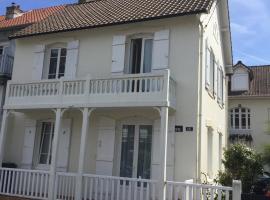 """Villa """"Septime"""", Le Touquet-Paris-Plage"""