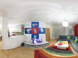 Designer Studio Apartment, Prishtinë