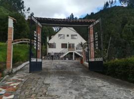 Cabaña Ofelia, Paipa