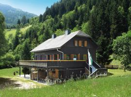 Fischerhütte 300W, Fleiß