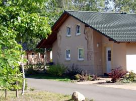 Ferienhäuser an der Skihalle Snowtropolis