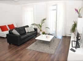 Apartment Husova, Poděbrady