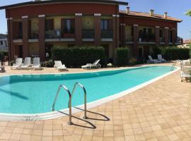 Apt.5 - Residence delle Rose, Пескьера-дель-Гарда