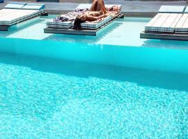 Villa Olga Lounge Hotel, Lygia