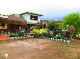 Cabana Estancia las Masgaritas, Pasto