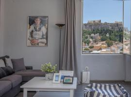 Fabulous apartment in the heart of Monastiraki, Ateny