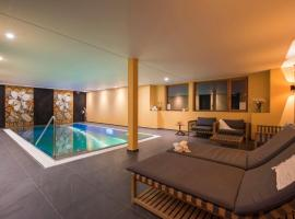 Amazing holiday chalet with indoor pool, Ischgl