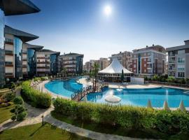 Onkel Residence Konyaaltı, Antalya