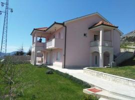 Hillside apartment, Trebinje