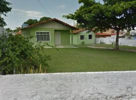 Casa 8 pessoas 400m do mar 022, Florianópolis