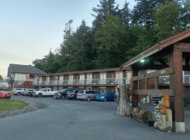 Big Rock Motel, Campbell River