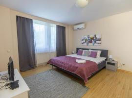 Apartment Hotel Lux Prishtina, Prishtinë