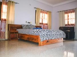 Residence des continents, Lomé