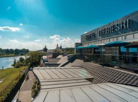 Niebieski Art Hotel & Spa, Krakau