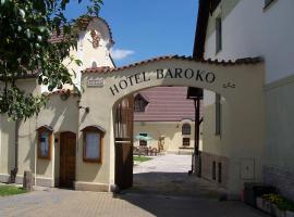 Hotel Baroko, Praga