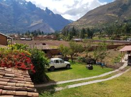 Longe Pride of Perú Calca, Calca