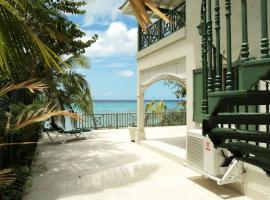 Beachfront Villa on the West Coast, Saint James
