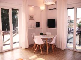 Bright apartment, Cagliari