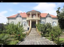 Large Villa with Garden ., Sheki