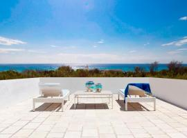 Exclusive Beachfront Villa Gallipoli Baia Verde, Gallipoli