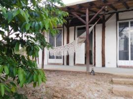 Casa de Dos Barichara, Barichara