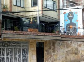 The Barter House Hostel, Bogotá