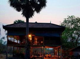Koh Ker Jungle Lodge,