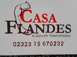 Casa Flandes - Jáuregui - Luján - Buenos Aires, Luján