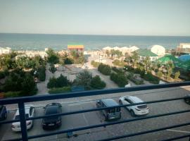 Торгово-гостиничный комплекс АИСТ, Genicheskaya Gorka